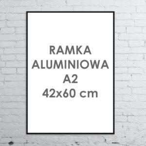 Rama aluminiowa ALU G3 A242x60 cm