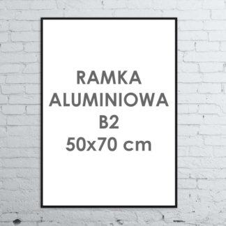 Rama aluminiowa ALU G3 B2 50×70 cm