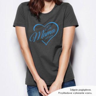 "Koszulka na Dzień Matki ""Ta Mama jest super"""