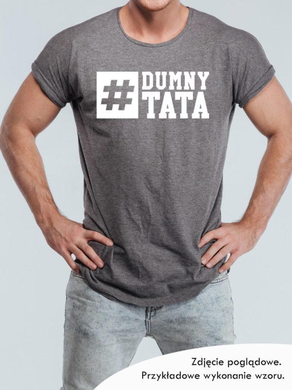 """Koszulka na Dzień Ojca """"DUMNY TATA"""""""