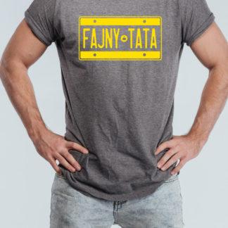 "Koszulka na Dzień Ojca ""FAJNY TATA"""