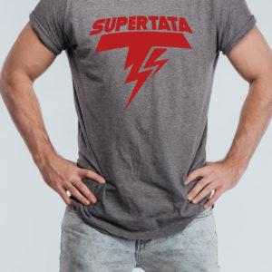 "Koszulka na Dzień Ojca ""SUPERTATA"""