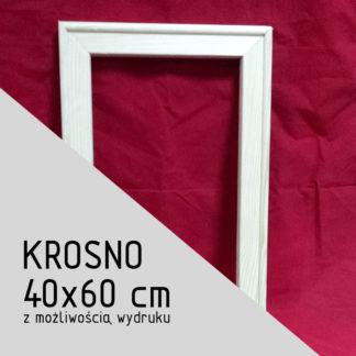 Krosno malarskie 40×60 cm (z możliwością wydruku)