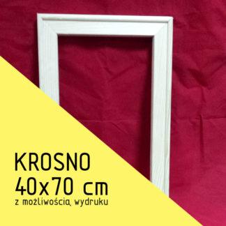 Krosno malarskie 40×70 cm (z możliwością wydruku)