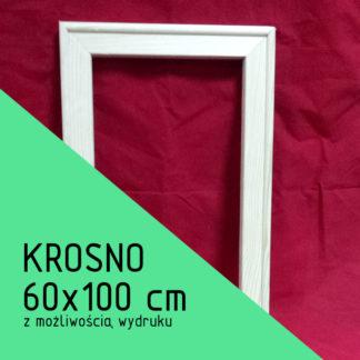 Krosno malarskie 60×100 cm (z możliwością wydruku)