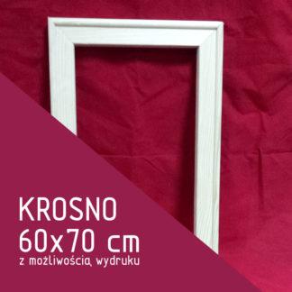 Krosno malarskie 60×70 cm (z możliwością wydruku)