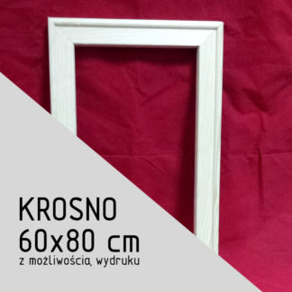 Krosno malarskie 60×80 cm (z możliwością wydruku)