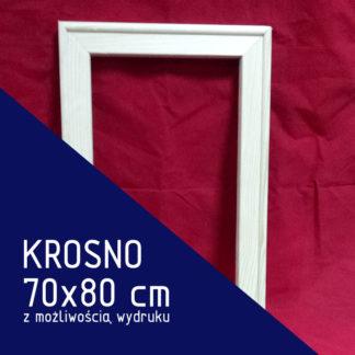Krosno malarskie 70×80 cm (z możliwością wydruku)