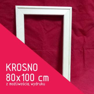 Krosno malarskie 80×100 cm (z możliwością wydruku)