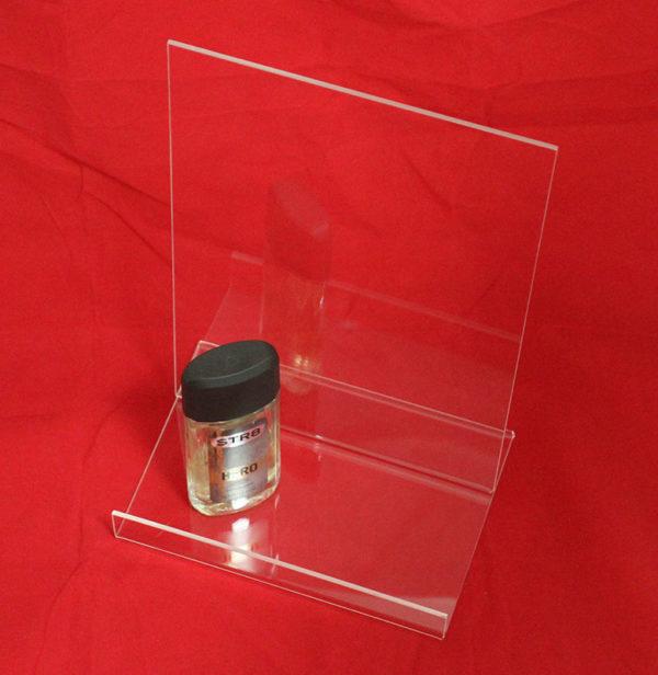 stojak z plexi na perfumy lub inne produkty