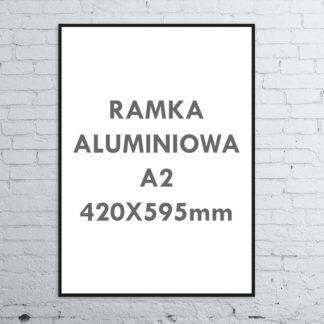 Rama aluminiowa ALU G3 A2420×594 mm