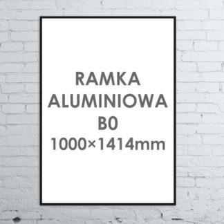 Rama aluminiowa ALU G3 B0 1000×1414 mm