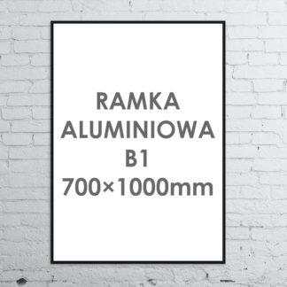 Rama aluminiowa ALU G3 B1 700×1000 mm