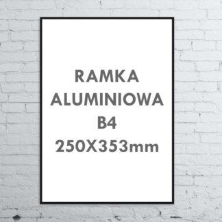 Rama aluminiowa ALU G3 B4 250×353 mm